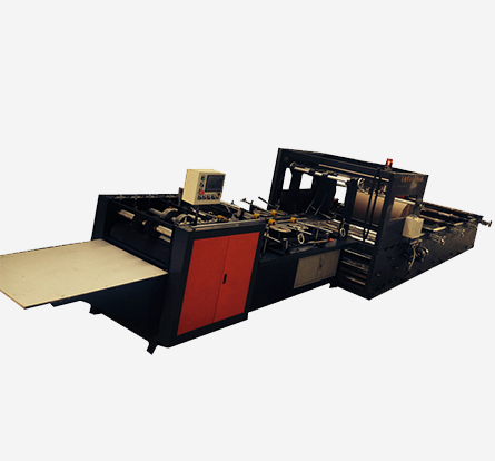 多层牛皮纸制筒机